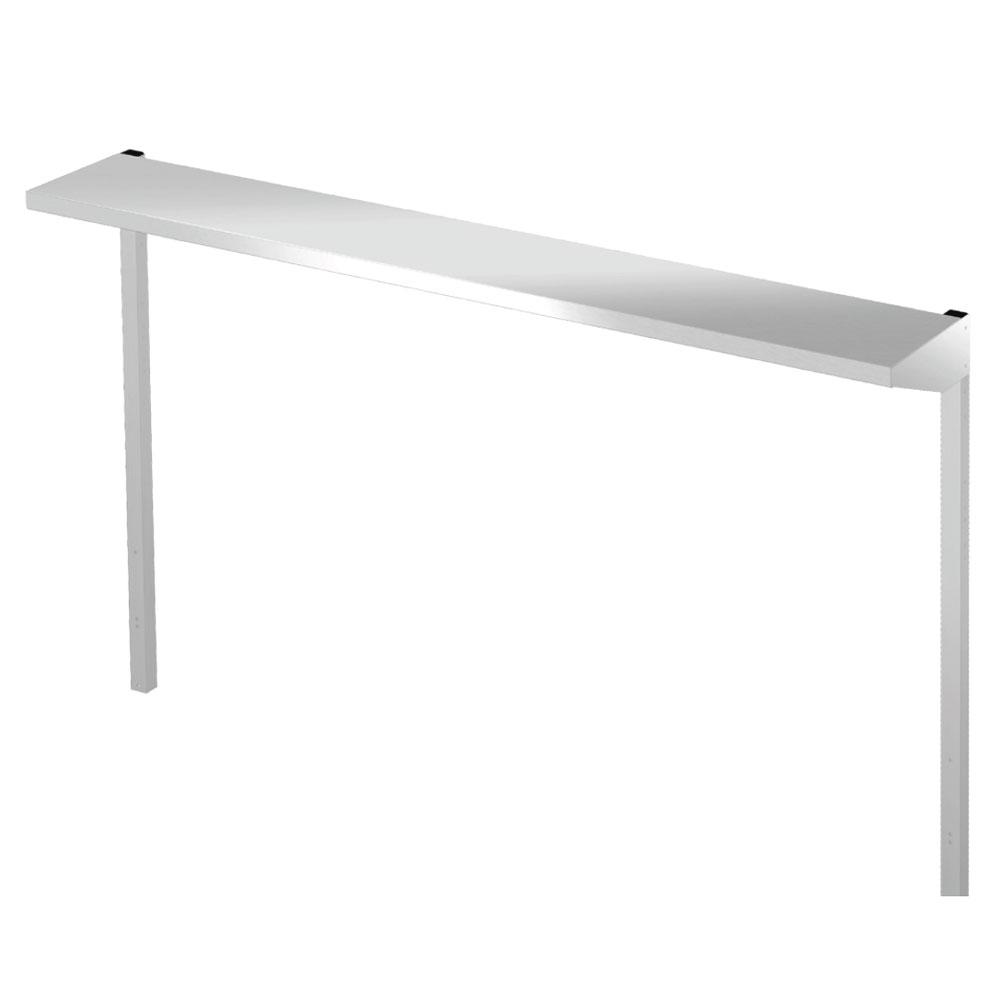 "Hoshizaki HS-5173 Single Overshelf for 48"" Undercounter, Worktop, & Prep Table Refrigerators, Stainless"