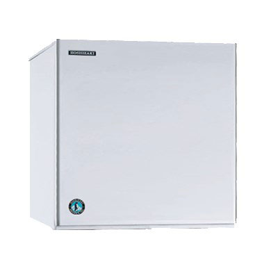 "Hoshizaki KM-1100MWH 30"" Cube Ice Machine Head - 1111-lb/24-hr, Water Cooled, 208-230v/1ph"