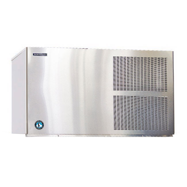 "Hoshizaki KM-1301SAH-P 48"" Cube Ice Machine Head - 1329-lb/24-hr, Air Cooled, 208-230v/1ph"