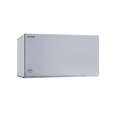 """Hoshizaki KM-1601SAH3 48"""" Cube Ice Machine Head - 1456-lb/24-hr, Air Cooled, 208-230v/3ph"""