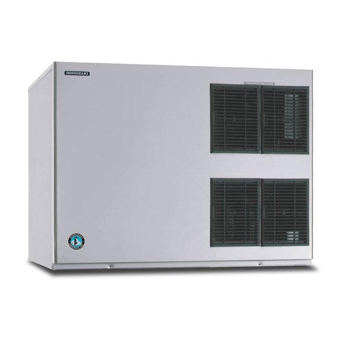 "Hoshizaki KM-1900SRH3 48"" Cube Ice Machine Head - 1903-lb/24-hr, Remote Cooled, 208-230v/3ph"