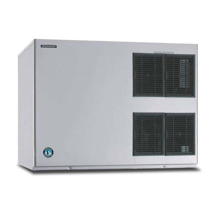 "Hoshizaki KM-1900SRH 48"" Cube Ice Machine Head - 1640-lb/24-hr, Remote Cooled, 208-230v/1ph"