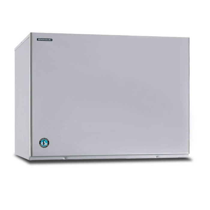 "Hoshizaki KM-1900SWH3 48"" Cube Ice Machine Head - 1814-lb/24-hr, Water Cooled, 208-230v/3ph"