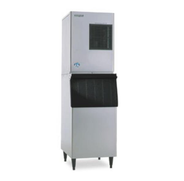 Hoshizaki KM-320MAH B300PF 310-lb/Day Crescent Cube Ice Maker w/ 260-lb Bin, Air Cooled, 115v