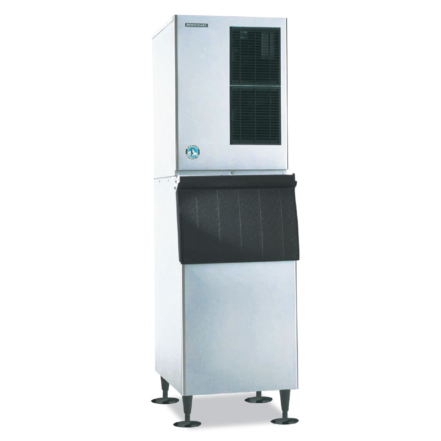 Hoshizaki KM-515MAH B300PF 527-lb/Day Crescent Cube Ice Maker w/ 260-lb Bin, Air Cooled, 115v