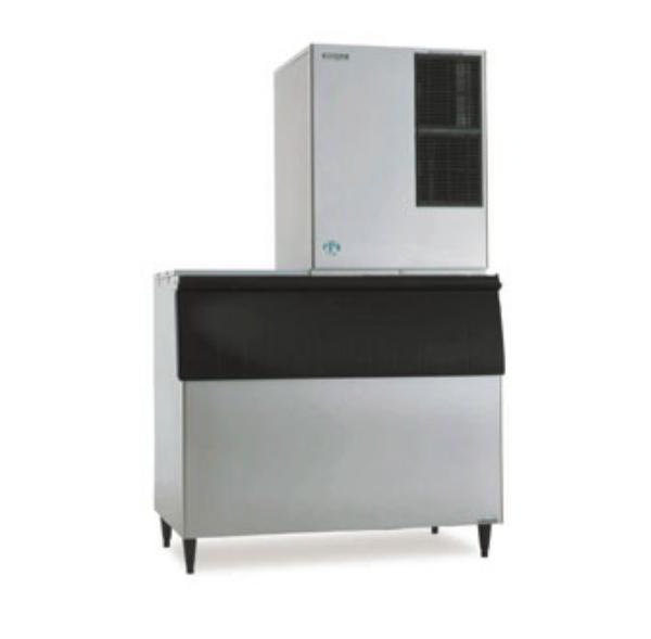 Hoshizaki KM-901MAH B700PF 813-lb/Day Crescent Cube Ice Maker w/ 550-lb Bin, Air Cooled, 208v/1ph