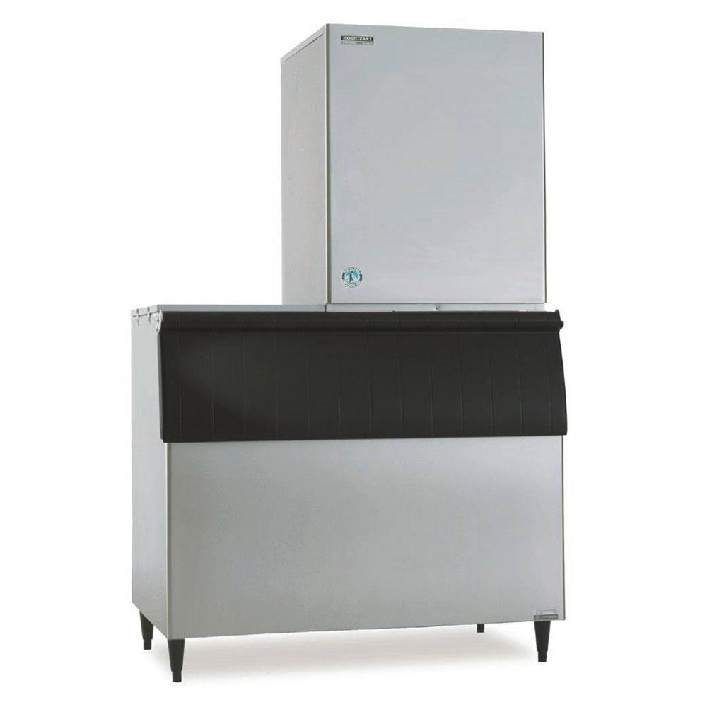 Hoshizaki KM-901MAH B700PF 920-lb/Day Crescent Cube Ice Maker w/ 700-lb Bin, Air Cooled, 208v/1ph