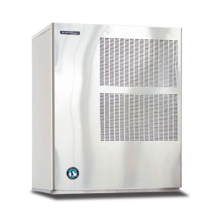"Hoshizaki KM-901MAH-P 30"" Cube Ice Machine Head - 920-lb/24-hr, Air Cooled, 208-230v/1ph"