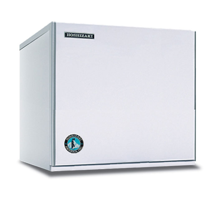 "Hoshizaki KMD-410MAH 22"" Cube Ice Machine Head - 415-lb/24-hr, Air Cooled, 115-120v"