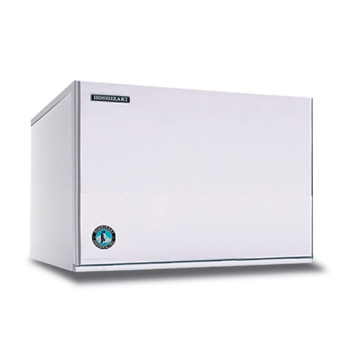 "Hoshizaki KMD-460-MAH 30"" Cube Ice Machine Head - 460-lb/24-hr, Air Cooled, 115v"