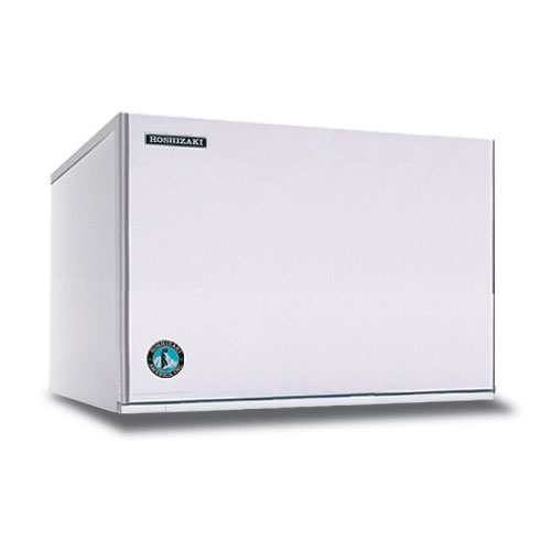 "Hoshizaki KMD-460MWH 30"" Cube Ice Machine Head - 505-lb/24-hr, Water Cooled, 115v"