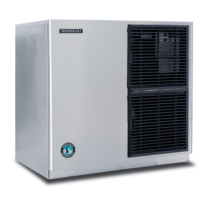 "Hoshizaki KMD-850MAH 30"" Cube Ice Machine Head - 772-lb/24-hr, Air Cooled, 208-230v/1ph"