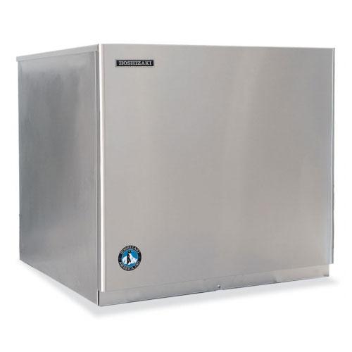 "Hoshizaki KMD-850MWH 30"" Cube Ice Machine Head - 798-lb/24-hr, Water Cooled, 208-230v/1ph"