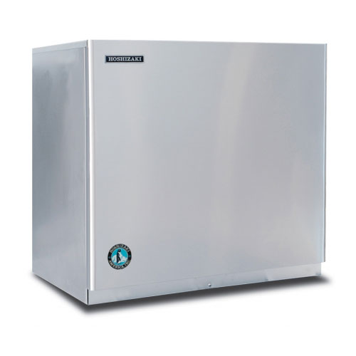 "Hoshizaki KMD-901MWH 30"" Cube Ice Machine Head - 922-lb/24-hr, Water Cooled, 208-230v/1ph"
