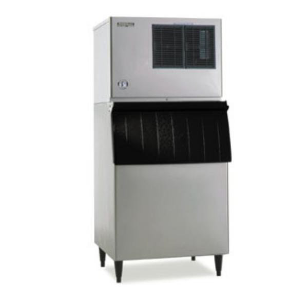 Hoshizaki KML-451MAH B500PF 401-lb/Day Crescent Cube Ice Maker w/ 360-lb Bin, Air Cooled, 115v
