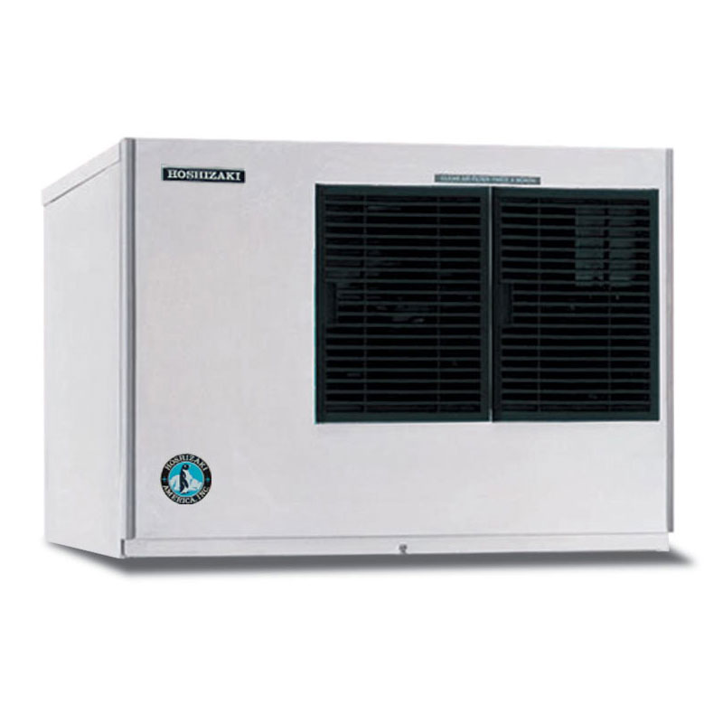 "Hoshizaki KML-500MAJ 30"" Cube Ice Machine Head - 442-lb/24-hr, Air Cooled, 115v"