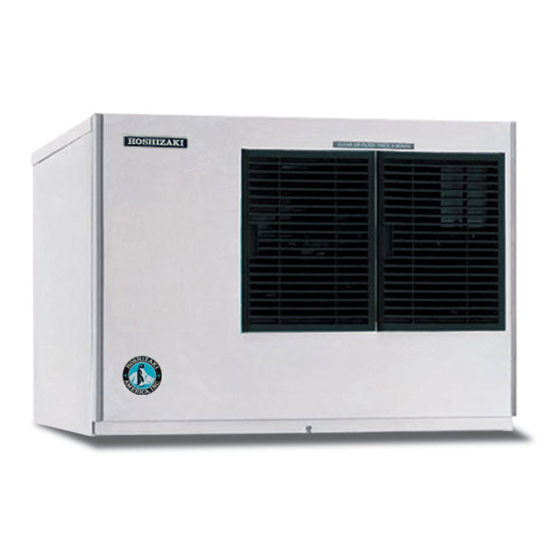 "Hoshizaki KML-631MAH 30"" Cube Ice Machine Head - 575-lb/24-hr, Air Cooled, 208-230v/1ph"