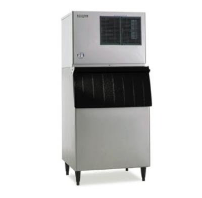 Hoshizaki KML-631MAH B-500PF 605-lb/Day Cube Ice Maker w/ 360-lb Bin, Air Cooled, 208v/1ph