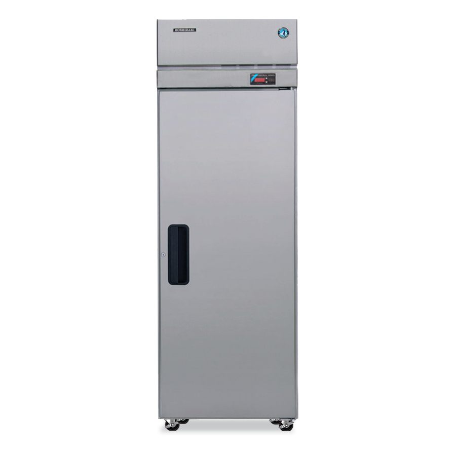 "Hoshizaki PTR1SSE-FSFS 27.5"" Single Section Pass-Thru Refrigerator, (1) Solid Door, 115v"
