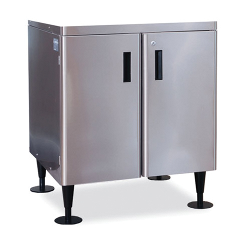 "Hoshizaki SD-200 30"" x 28"" Stationary Equipment Stand for DM-200B Ice Maker Dispenser, Cabinet Base"