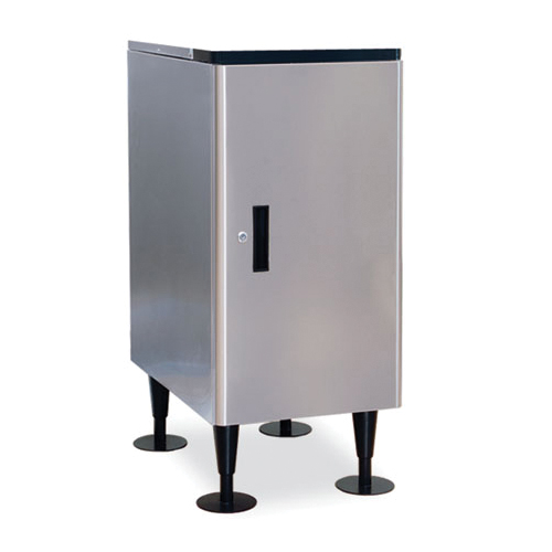 "Hoshizaki SD-270 16.5"" x 24"" Stationary Equipment Stand for DCM-270 Ice Maker Dispenser, Cabinet Base"