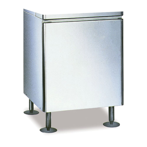 "Hoshizaki SD-450 26.25"" x 22"" Stationary Equipment Stand for DCM-300 Ice Maker Dispenser, Cabinet Base"