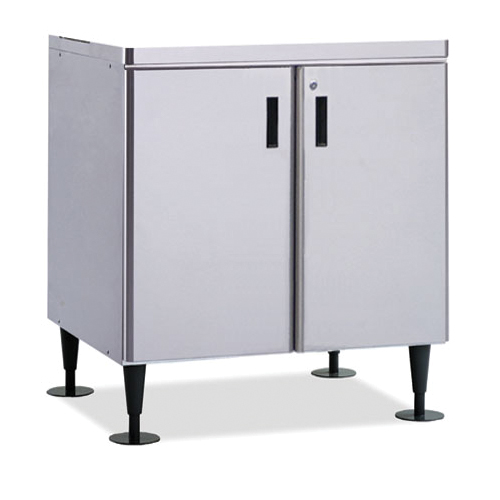 Hoshizaki SD-750 Equipment Stand  with Locking Doors for DCM750B