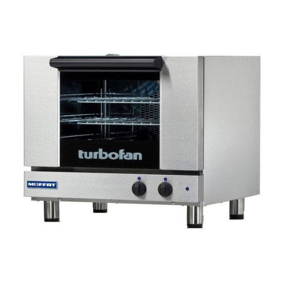 Moffat E22M3 Half Size Electric Convection Oven - 110-120v