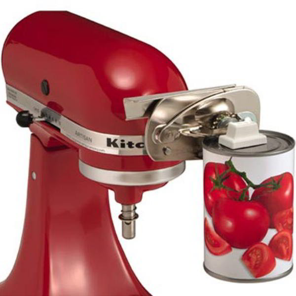 Kitchenaid Co Can Opener Attachment For Kitchen Aid Stand Mixers