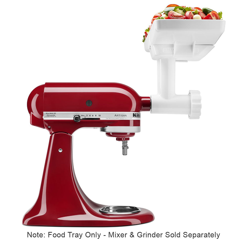 KitchenAid FT Food Tray Attachment for KitchenAid Stand Mixers