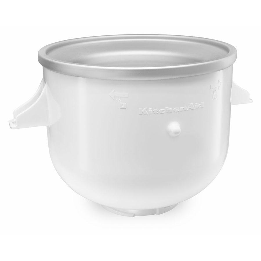 KitchenAid KAICA Ice Cream Maker Attachment for 7qt Stand  -> Kitchenaid Ice Cream Maker