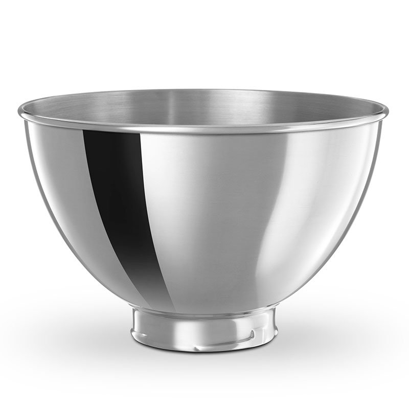 KitchenAid KB3SS 3-qt Polished Stainless Steel Mixing Bowl