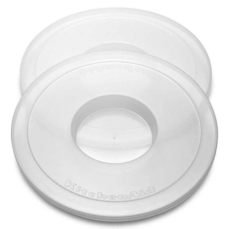 KitchenAid KBC5N Cover/Lid for 4.5 & 5-qt Mixing Bowls for KitchenAid Stand Mixers