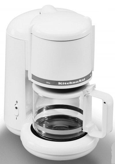 Kitchenaid Kcm055w 4 Cup Compact Coffee Maker White