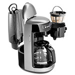 KitchenAid KCM1402CU KitchenAid® 14-cup Drip Coffee Maker w/ Programmable Settings, Silver