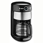 KitchenAid KCM1403OB 14-cup Coffee Maker w/ Digital Display & Control, Onyx Black