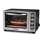 "KitchenAid KCO222OB 12"" Countertop Oven w/ Bake, Broil & Roast, Onyx Black"
