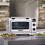 "KitchenAid KCO273SS 12"" Countertop Convection Oven w/ Digital Display, Stainless"