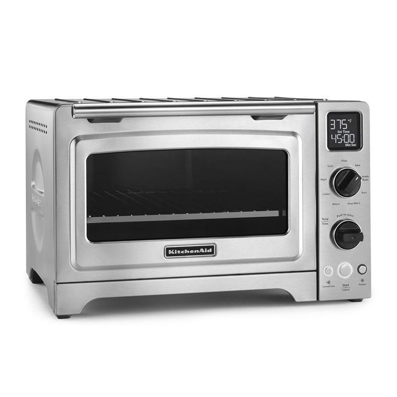 Kitchenaid Convection Countertop Oven Accessories : ... Countertop & Microwave Oven 12
