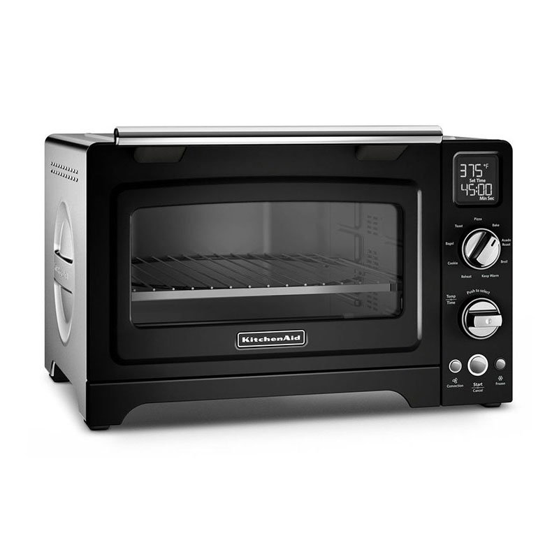 Kitchenaid Convection Countertop Oven Accessories : KitchenAid KCO275OB 12