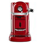 KitchenAid KES0503ER0 Nespresso® 1.3L Espresso Coffee Maker w/ Programmable Settings, Red