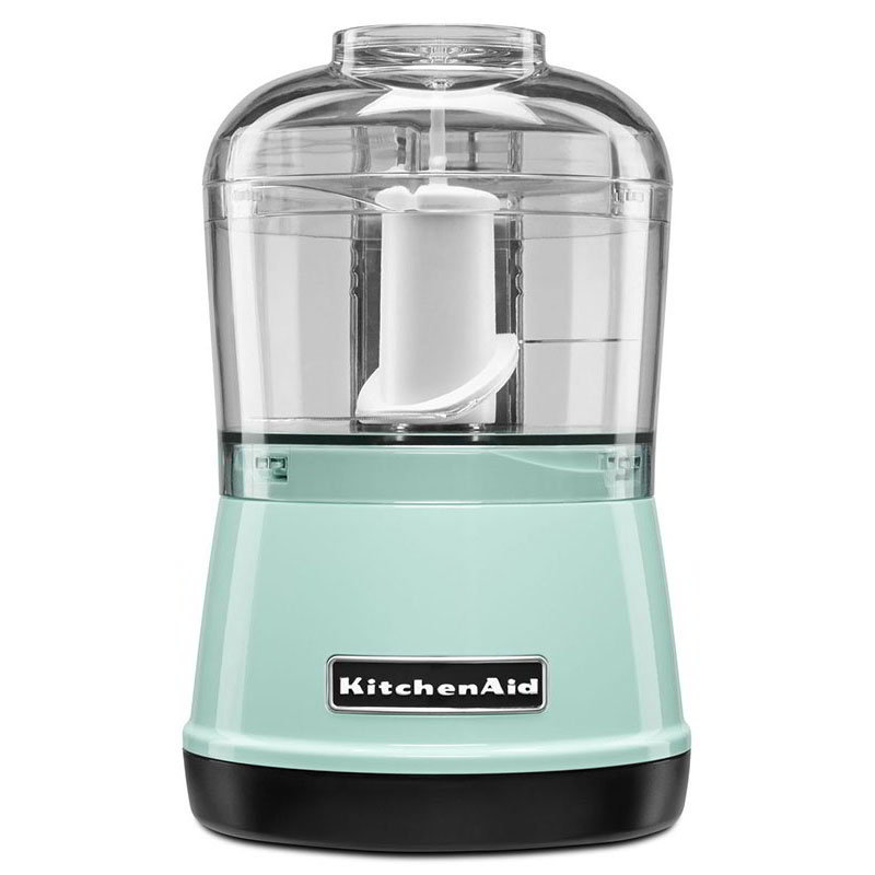 KitchenAid KFC3511IC 2-Speed Food Chopper w/ 3.5-cup Capacity, Chopper Bowl & Lid, Ice
