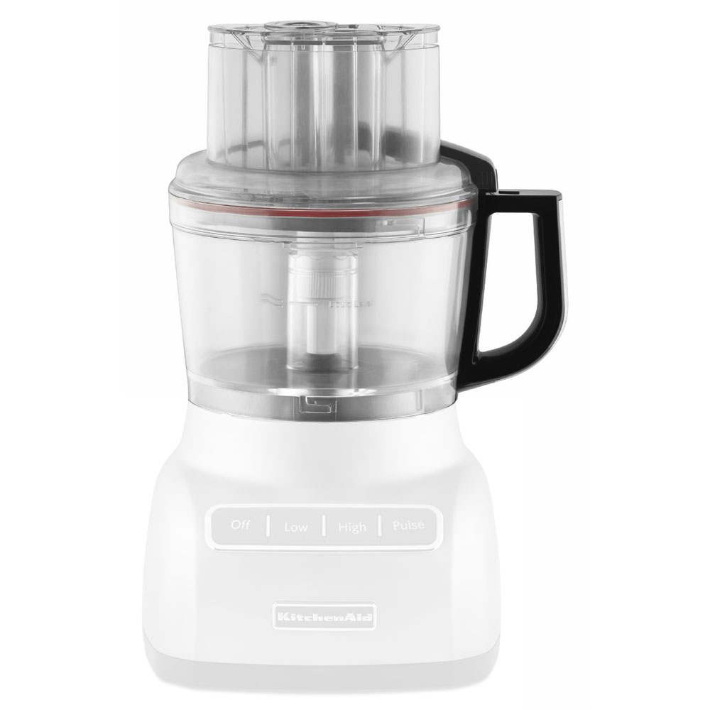 KitchenAid KFP09WBOB 9-cup Work Bowl w/ Black Handle for KitcheAid Food Processor