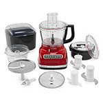 KitchenAid KFP1466ER 3-Speed Food Processor w/ 14-Cup Capacity, Empire Red