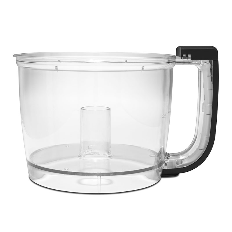 KitchenAid KFP72WBOB Additional or Replacement Work Bowl for 12 Cup Food Processor, Onyx Black