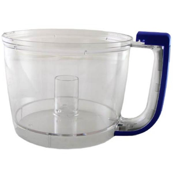 KitchenAid KFP77WBBU Additional or Replacement Bowl for Kitchen Aid 7 Cup Food Processor, Cobalt Blue