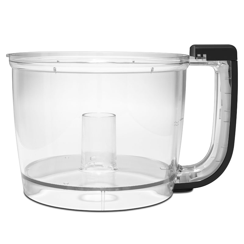 Kitchenaid KFP77WBOB Additional or Replacement Bowl for Kitchen Aid 7 Cup Food Processor, Onyx Black