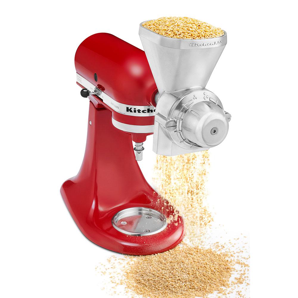 KitchenAid KGM Optional Attachment - Grain Mill