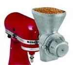 KitchenAid KGM Optional Attachment - Grain Mill