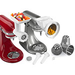 KitchenAid KSMGSSA Stand Mixer Attachment Pack Contains FGA, RVSA and SSA